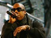 Z festivalu v Glastonbury - Jay-Z