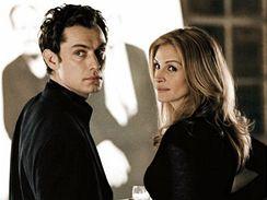 Na dotek - Jude Law a Julia Roberts