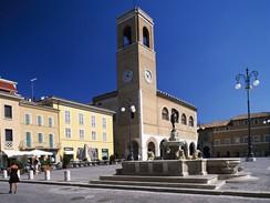 Itálie, Marche