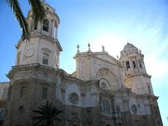Španělsko, Andalusie. Cádiz