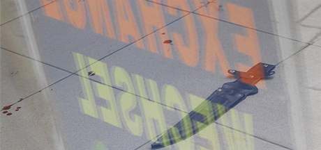 Hádku směnárníků v centru Brna doprovodila střelba i útok nožem