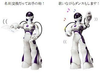 E.M.A. Robot