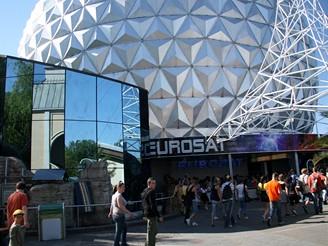 Zábavní Europa-park v německém Rustu