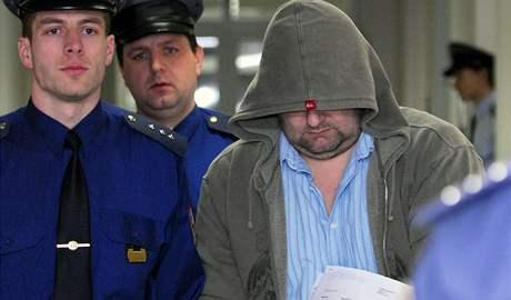 Rudolf Hošna jde k soudu