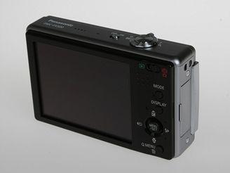 Panasonic Lumix FX 500 - zadní část