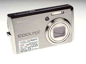 Digitální fotoaparát Nikon Coolpix S600