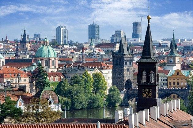 Praha má dnes v�í víc ne� na po�átku 19. století. Ilustra�ní foto