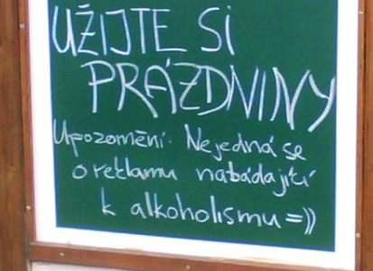 Reklama na alkoholismus