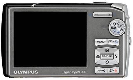 Digitální fotoaparát Olympus mju: 1020