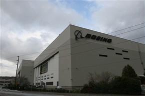 Továrna Boeing - Seattle v USA