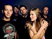 Kapela Skyline s novou zpěvačkou Markou Rybin