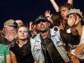 Rock for People 2008 - fanoušci