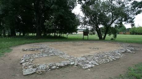 Archeopark v Mikulčicích