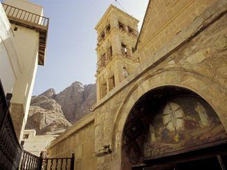 klášter sv. Kateřiny, Egypt