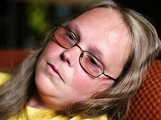 Eva Štefková - oběť dlouhodobého sexuálního zneužívání v dětství