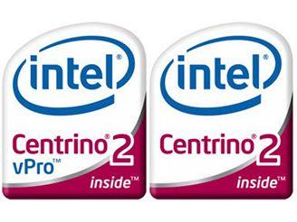 Oficiální loga Centrino 2