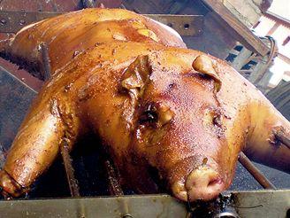 Letní škola vaření: grilování a rožnění
