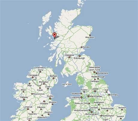 Britové cvičili gabčíka a kubiše ve skotsku. starousedlíci