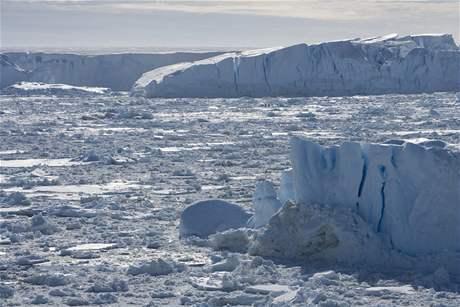 Zemské podnebí je velmi nestálé, doba ledová může přijít během několika měsíců, ukázal výzkum. Ilustrační foto.