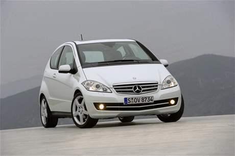 Na šrotovací prémii by mohl dosáhnout i Mercedes A