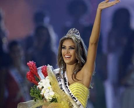 Miss Universe 2008 Dayana Mendozaová