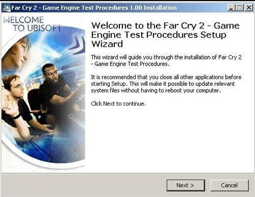 Ubisoftu utieklo demo far cry 2 tech demo