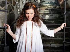 Herečka Anna Frielová