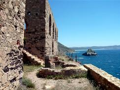 Itálie, jižní Sardinie