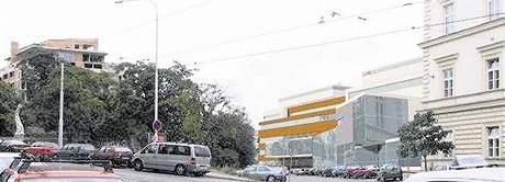Tři nové budovy centra klinického výzkumu vyrostou v areálu brněnské Nemocnice u sv. Anny