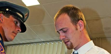 Soud s Martinem Nešporem, který údajně zabil dvouměsíční dítě