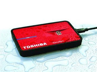 Externí disk Toshiba Secured