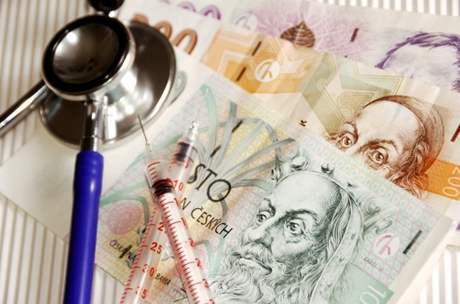 příspěvky zdravotních pojišťoven