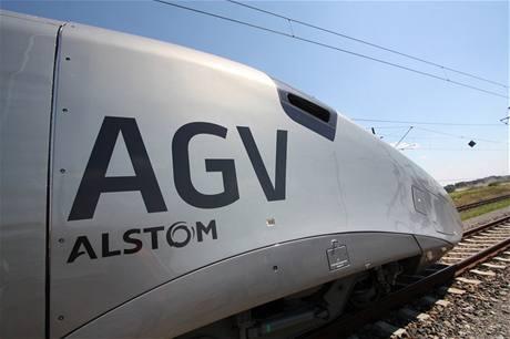 Vysokorychlostní jednotka AVG