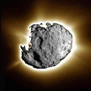 Kometa Wild 2 ze Stardustu