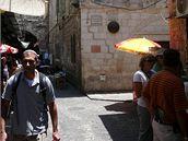 Jeruzalém, Křížová cesta Via Dolorosa