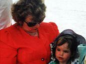 Rosemarie Fritzlová s dětmi