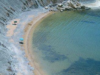 Malta, pláž