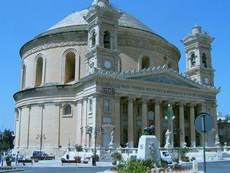 Malta, Mosta Dome