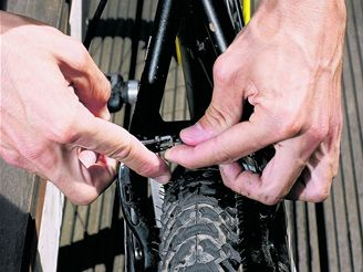 Oprava jízdního kola 1