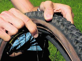 Oprava jízdního kola 2