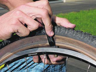 Oprava jízdního kola 7
