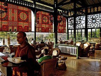 Egyptská restaurace