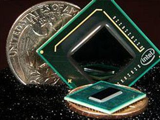 Dvoujádrový Intel Atom 330