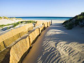 Apulie, duny