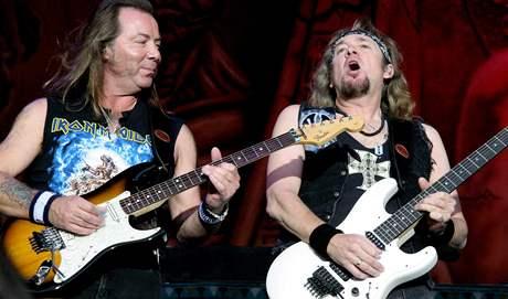 Iron Maiden bavili pražský Eden téměř dvě hodiny.