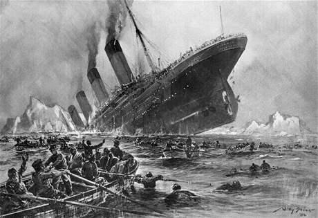 RMS Titanic (ilustrace)