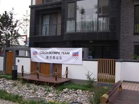 Bydliště českých olympioniků