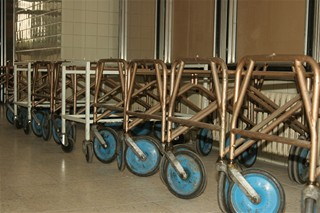 CB - Krematorium - vozíky