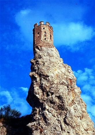 Panenská veža na Devíne