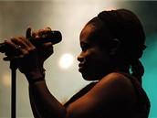 Sázavafest 2008 - Tonya Graves (Monkey Business)